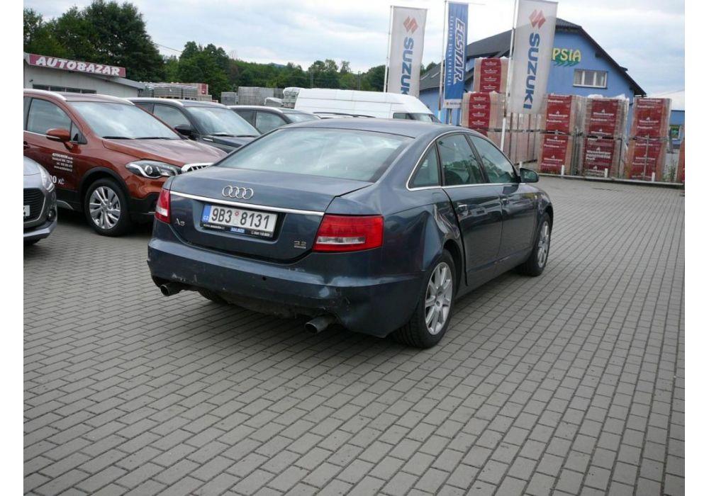 Audi A6 3.2 FSI quattro tiptronic