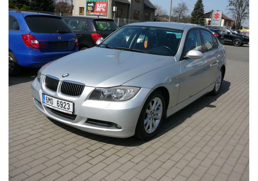 BMW Řada 3 320d auto