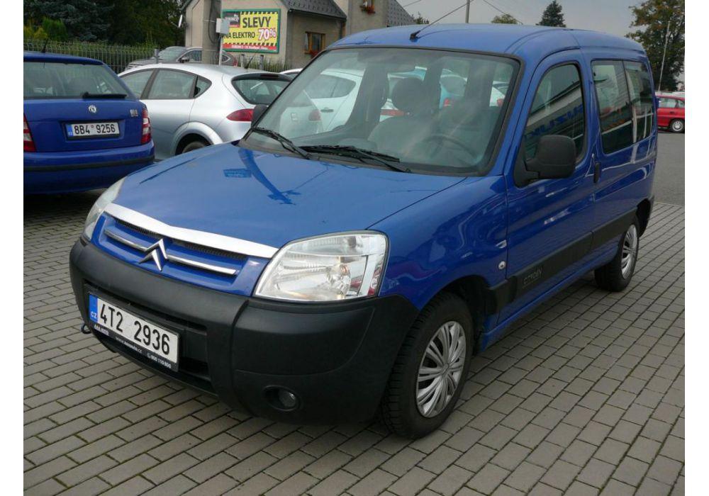 Citroën Berlingo 1.4I X