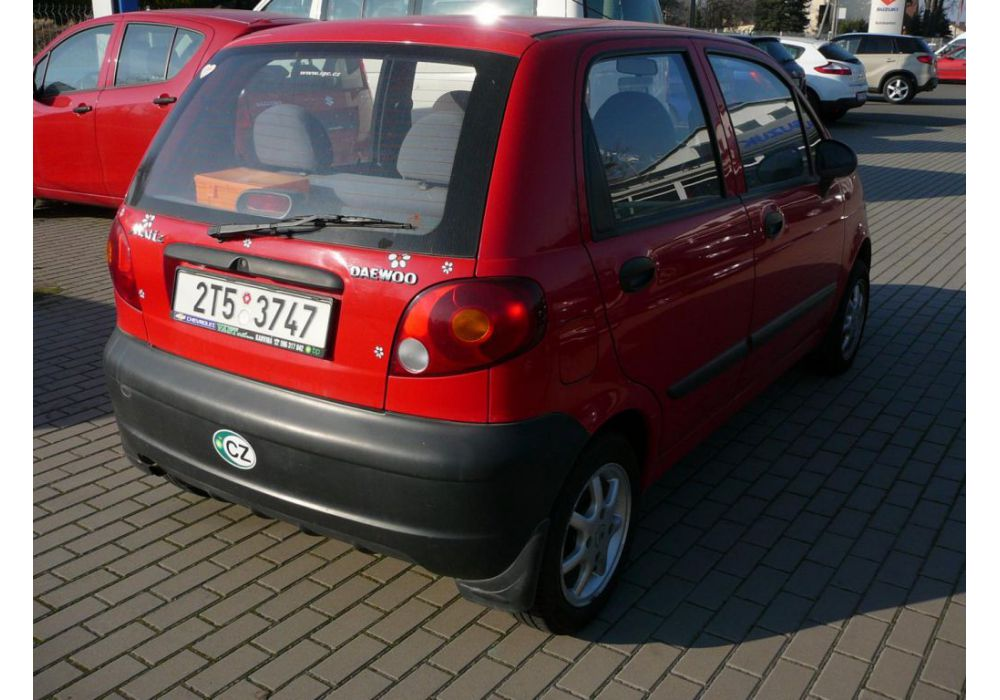Daewoo Matiz 0,8