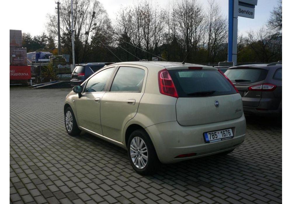 Fiat Punto 1.4 Dynamic