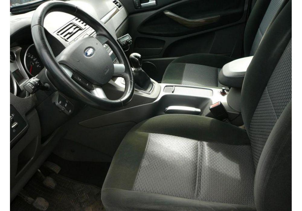 Ford C-MAX 1.8 Duratorq TDCi Ghia