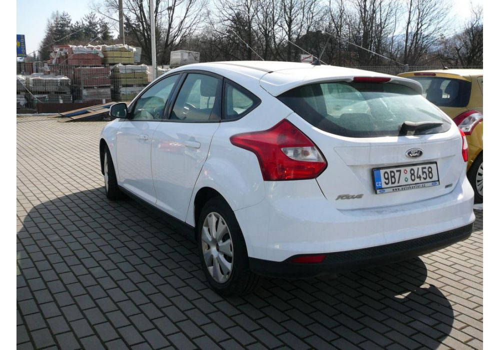 Ford Focus 1.0. ECOBOOST