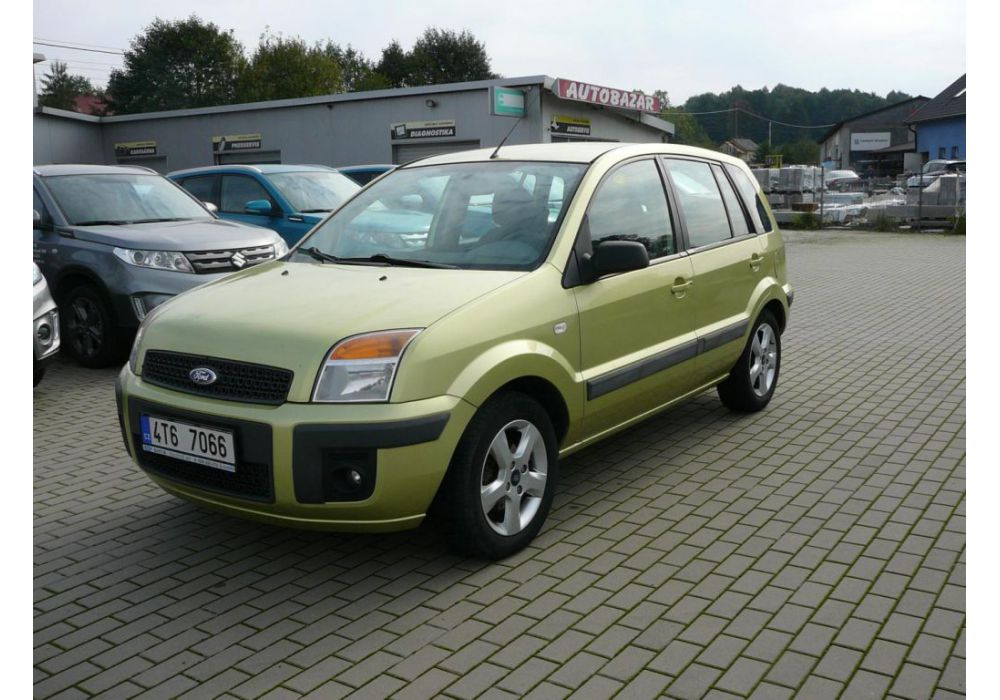 Ford Fusion 1.4 i L.P.G