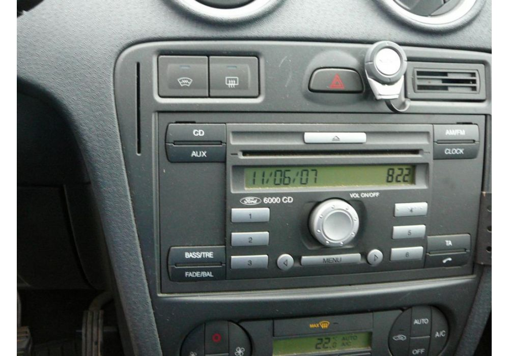 Ford Fusion 1.4 i Trend