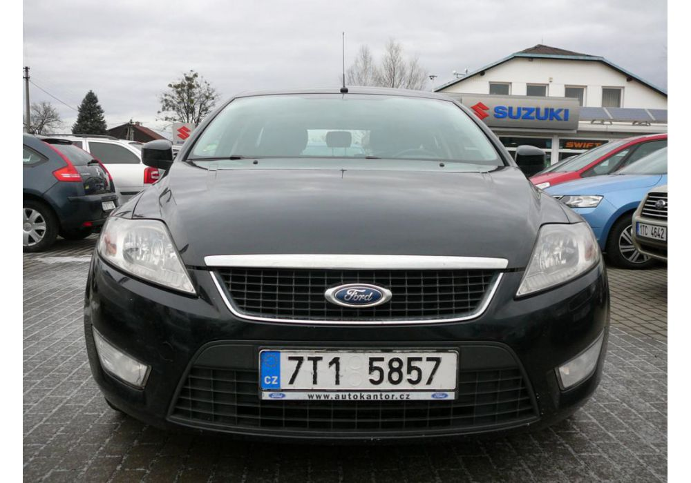 Ford Mondeo 2.0 TDCi 140k DPF Trend