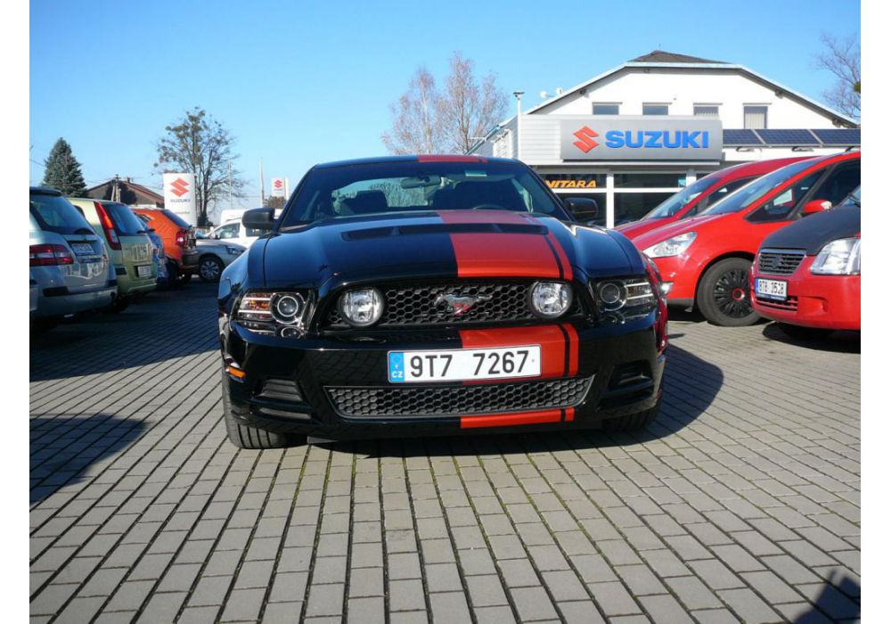 Ford Mustang 3.7.i