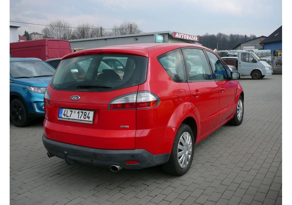 Ford S-MAX 2.2 d