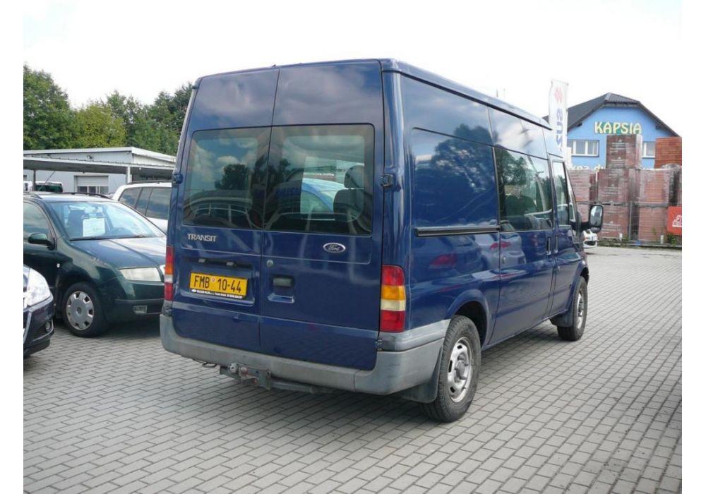 Ford Transit  2.4 , DI