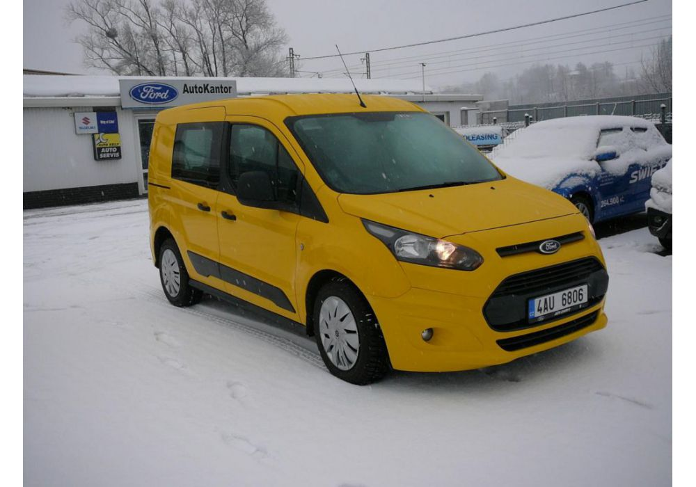 Ford Transit CONNECT 1.6 TDI