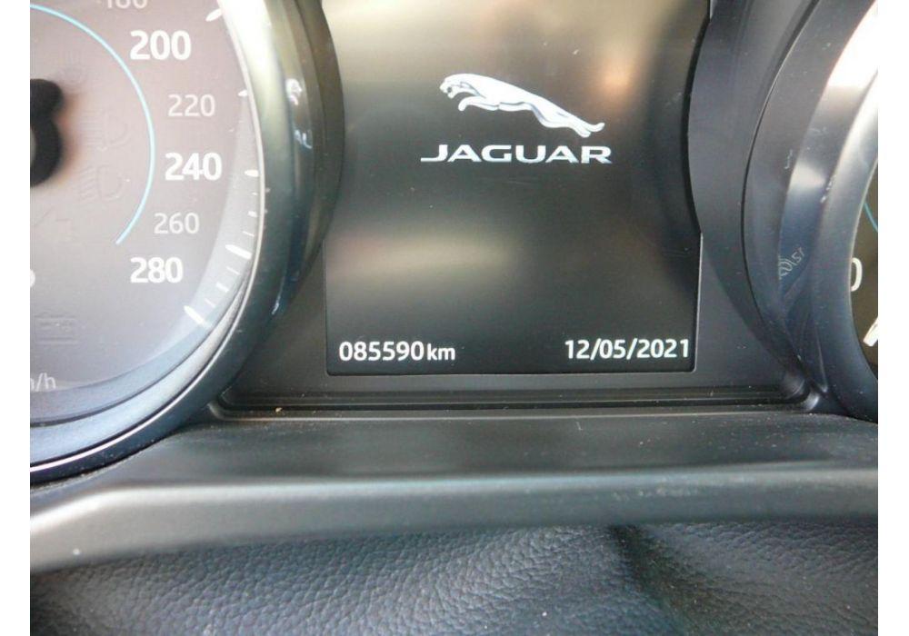 Jaguar XF 2.0. D 4x4