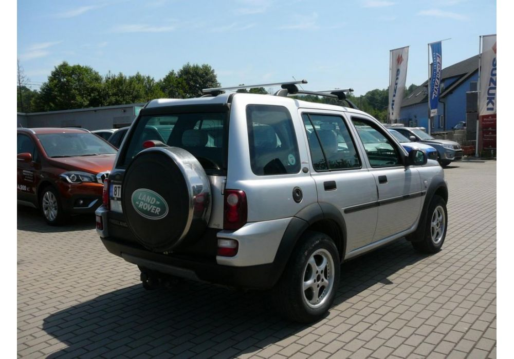 Land Rover Freelander 2.0 d 4x4