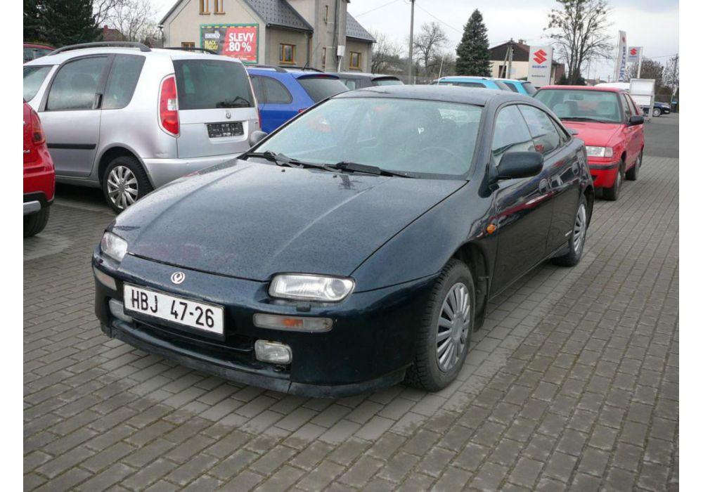 Mazda 323 1,8 16v