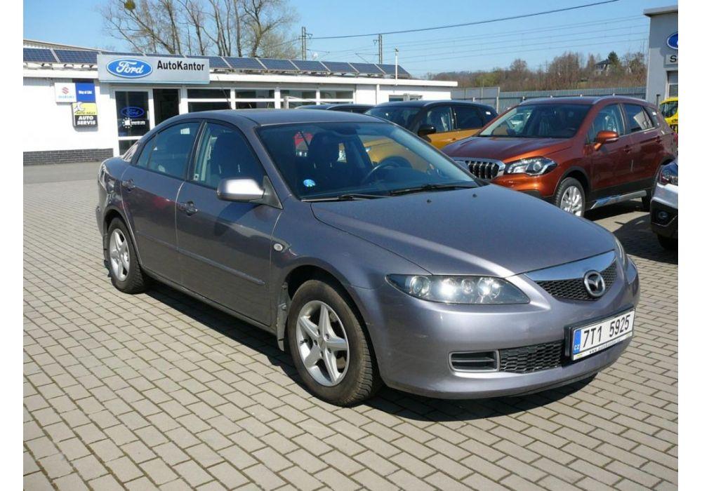 Mazda 6  2.0 i