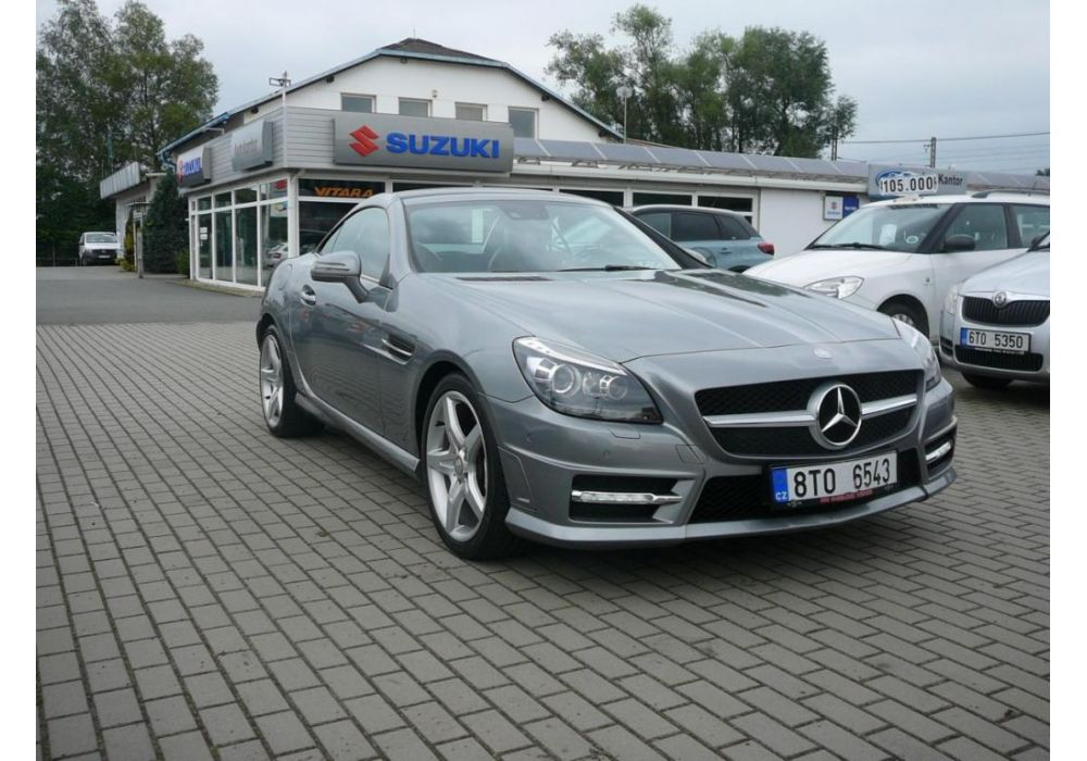 Mercedes-Benz SLK  250