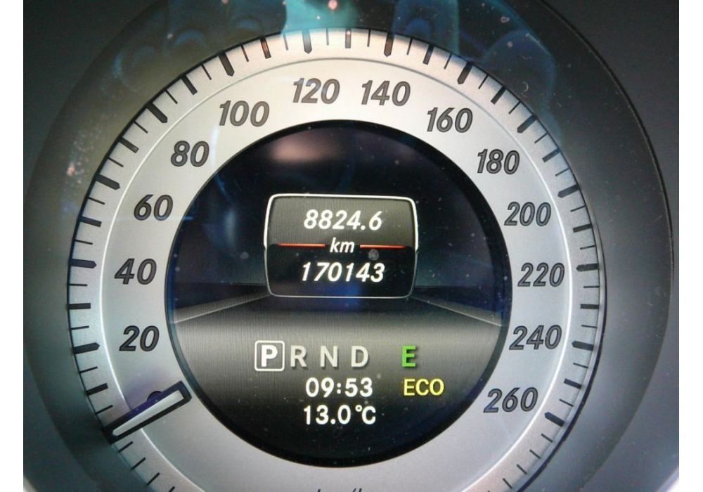 Mercedes-Benz Třídy C C 220 4x4 AMG