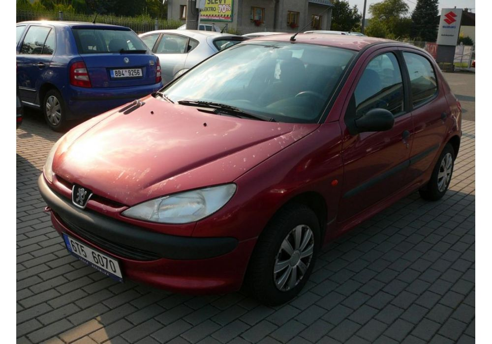 Peugeot 206 1.1 XR Presence