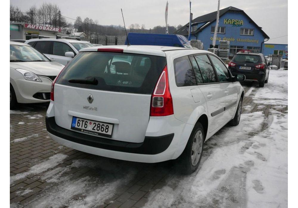 Renault Mégane 1.5 tdci