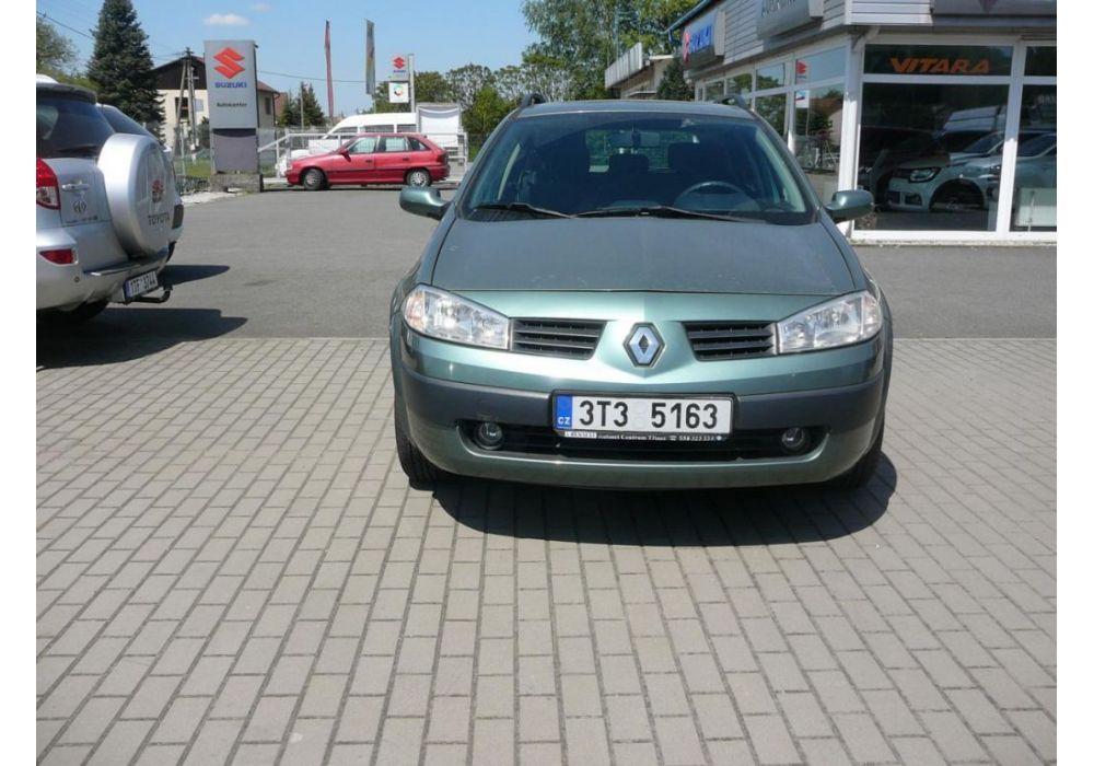 Renault MEGANE 1.6 i, 83 Kw
