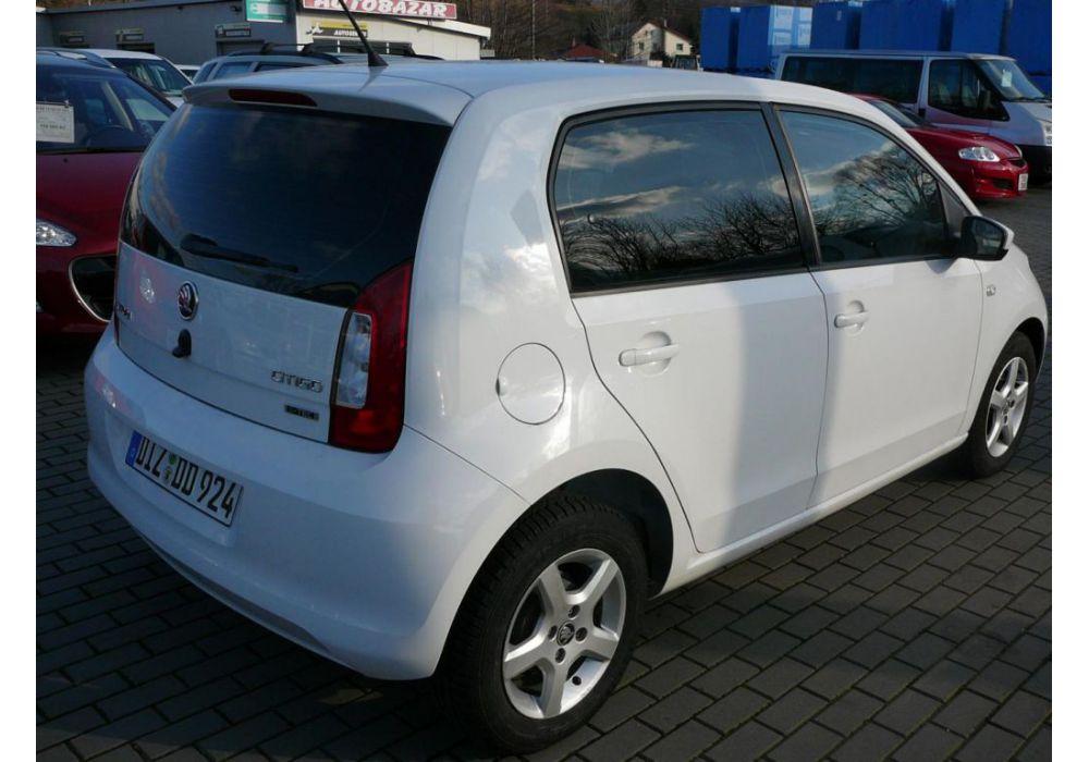 Škoda Citigo 1.0 CNG 50 kW Ambition G-TEC