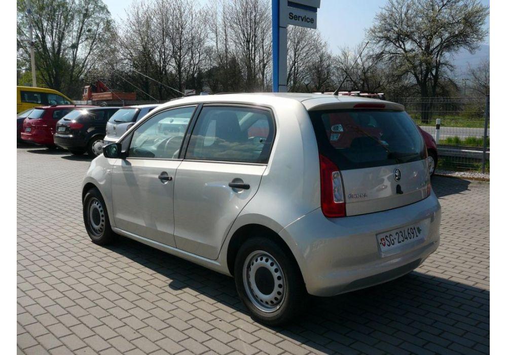 Škoda Citigo 1.0 TSI