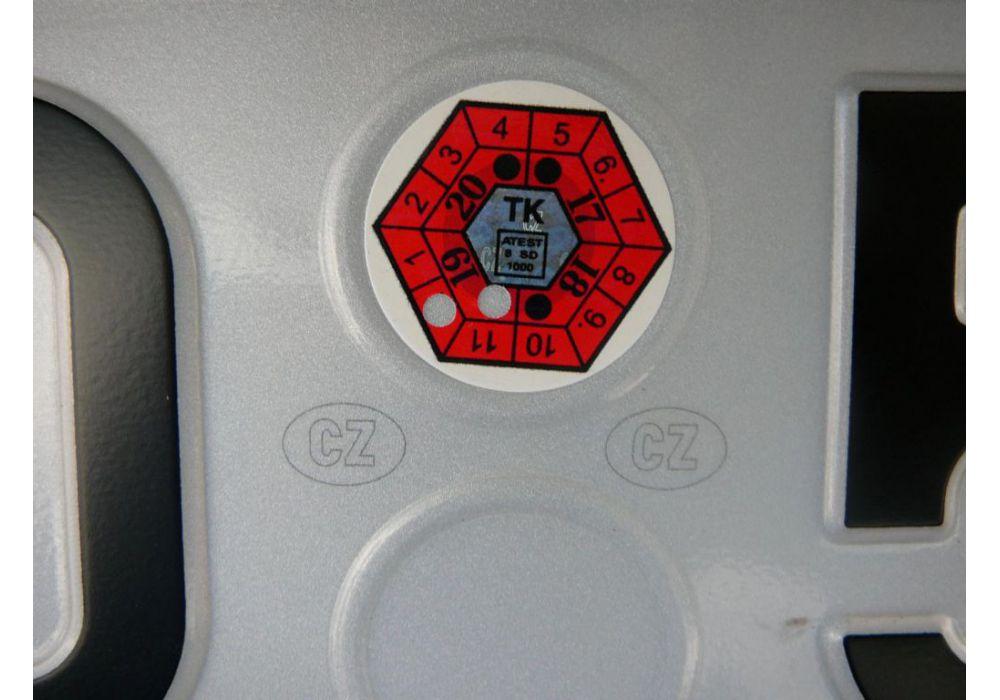 Škoda Fabia 1.0. MPI