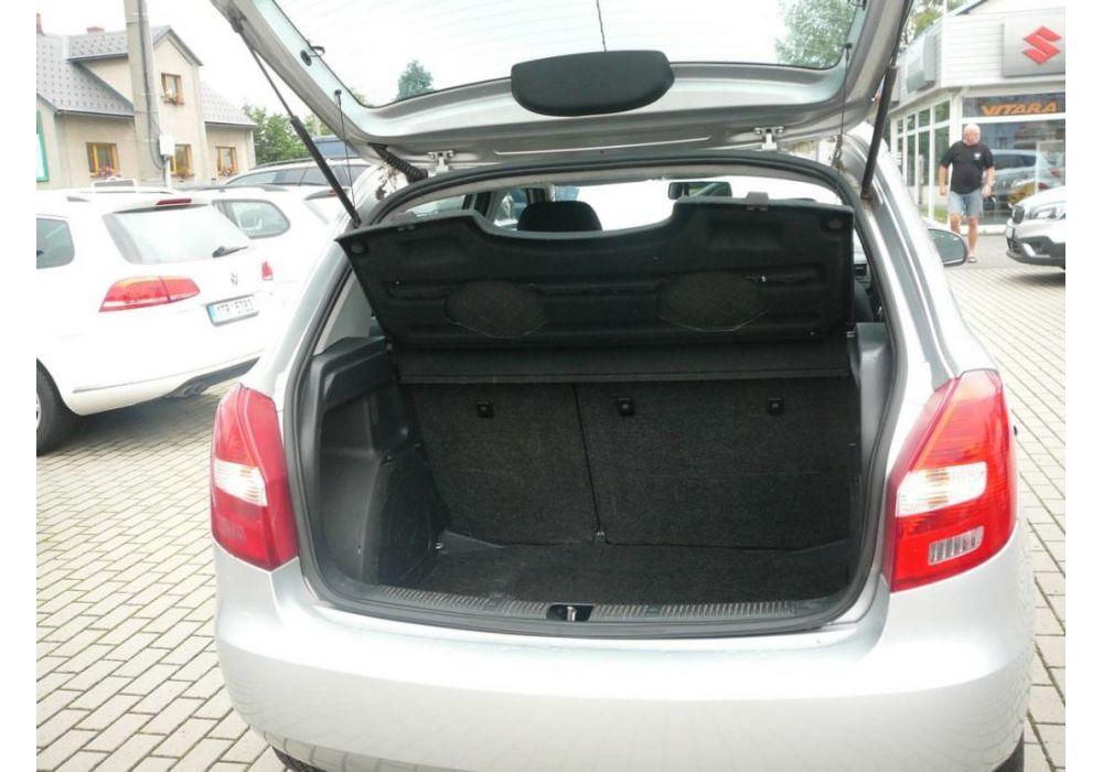 Škoda Fabia 1.2 HTP 44kW Classic