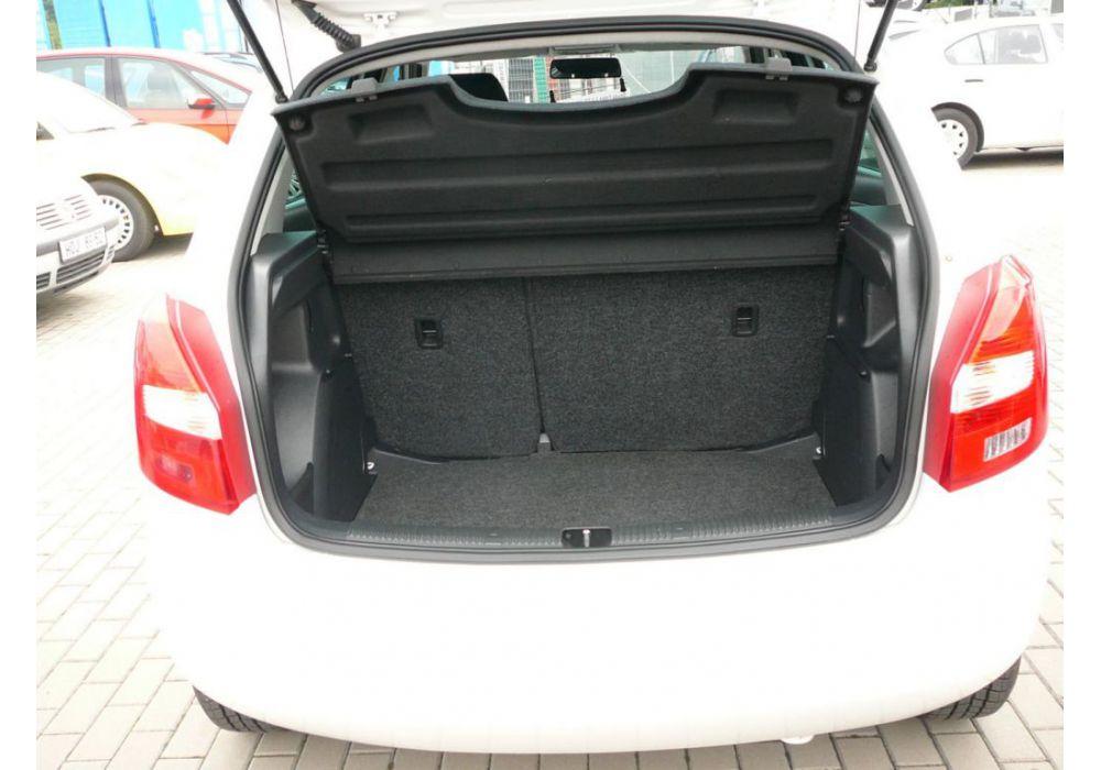 Škoda Fabia 1.2 TSI 63kW Ambition Champion