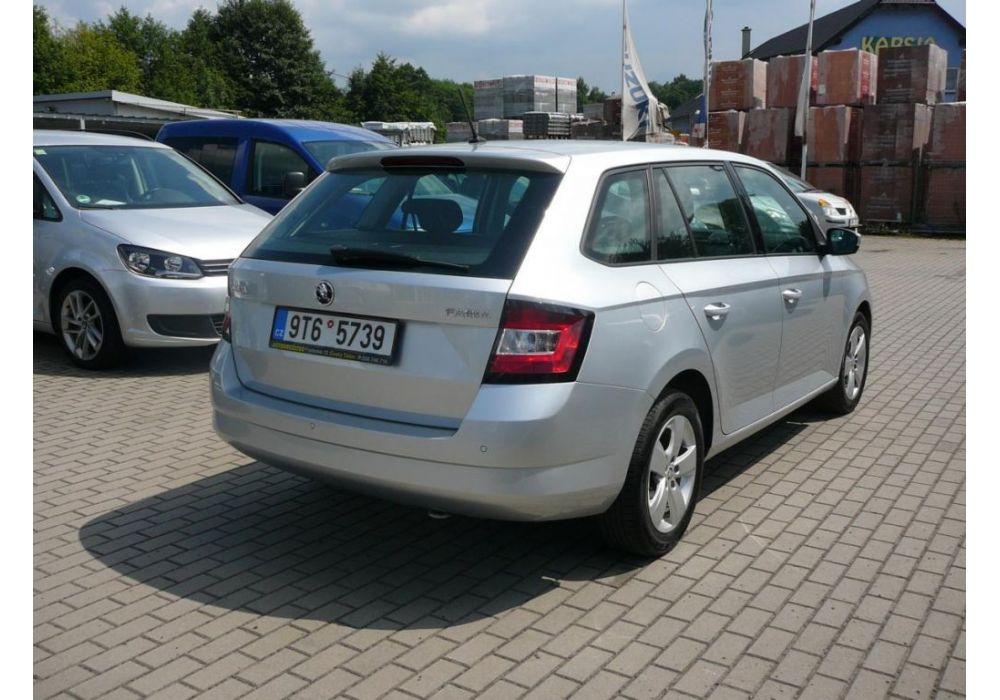 Škoda Fabia 1.2 TSI 66kW Style Combi