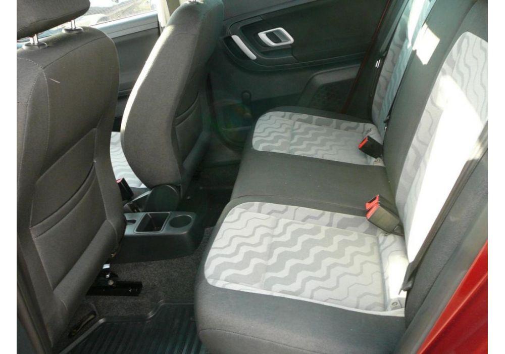 Škoda Fabia 1.4 16V Ambiente Combi