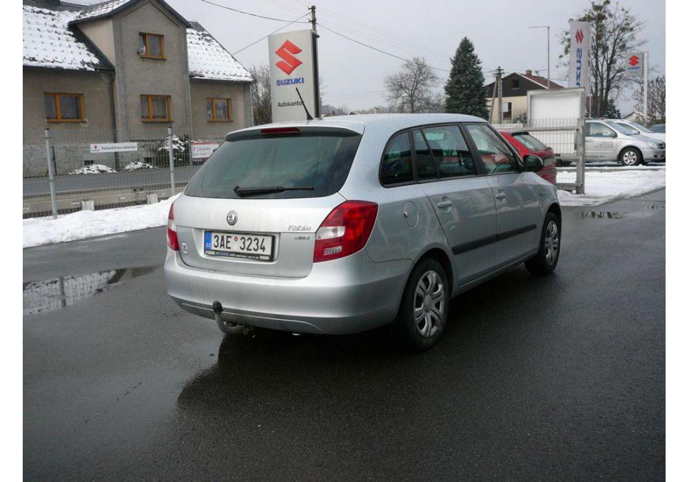 Škoda Fabia 1.4 63kW Ambition Combi