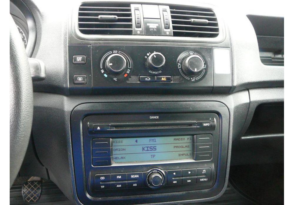 Škoda Fabia 1.4 i
