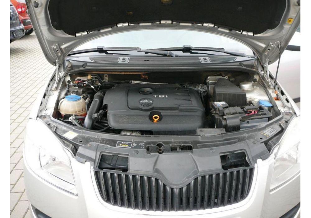 Škoda Fabia 1.4 TDI PD DPF 59kW Ambiente