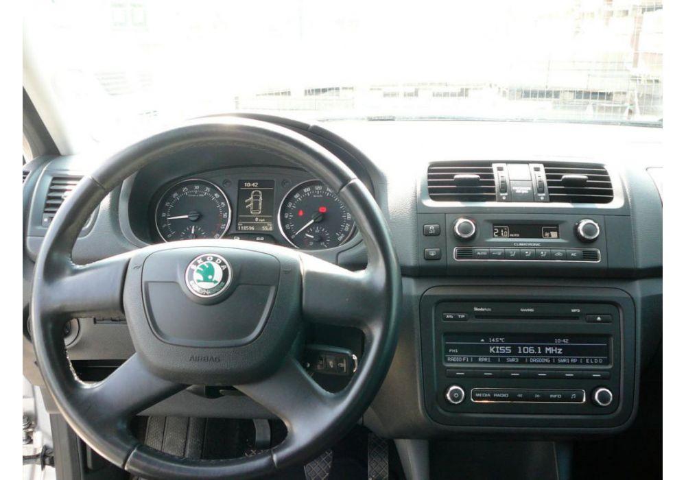 Škoda Fabia 1,6TDI FAMILY