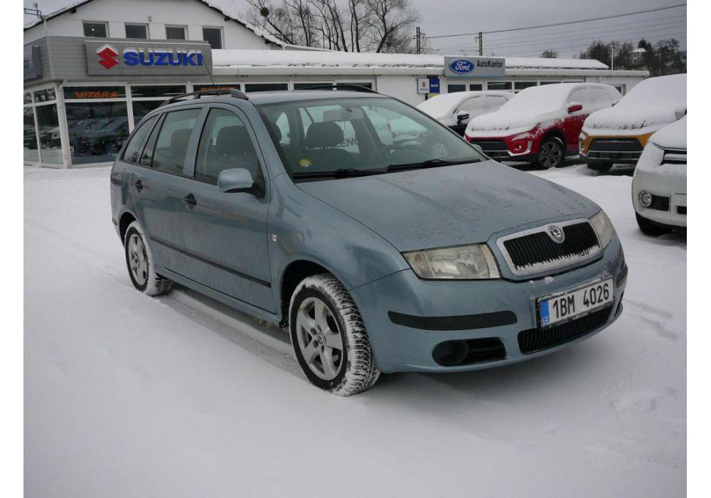 Škoda FABIA COMBI 1.4 16V Ambiente Combi