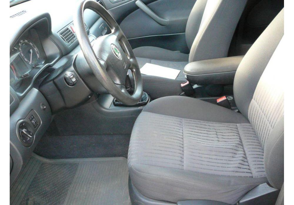 Škoda Octavia 1.9 TDI Elegance 4x4 Combi