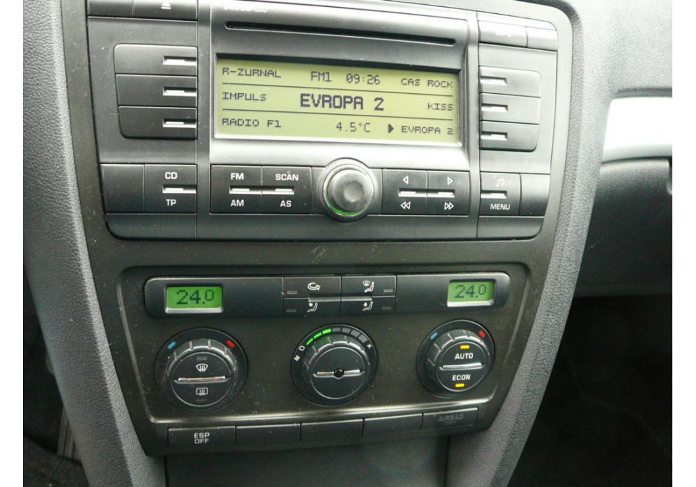 Škoda Octavia 1.9 TDI PD 4x4 Combi