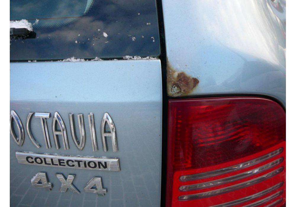Škoda Octavia 1.9 TDI PD Amb 4x4 Combi
