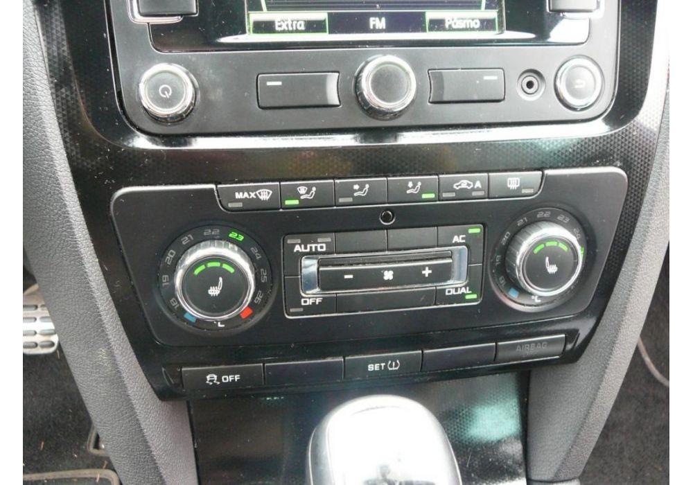 Škoda Octavia 2.0 TDI CR DPF RS Combi