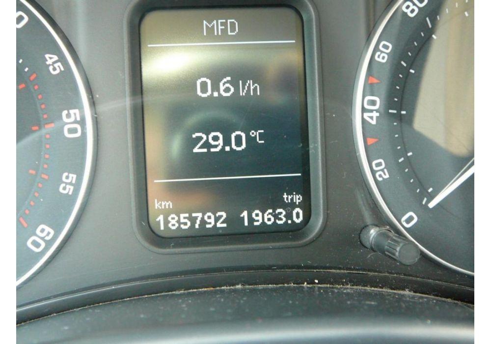 Škoda Octavia 2.0 TDI PD DPF 4x4 Scout Combi