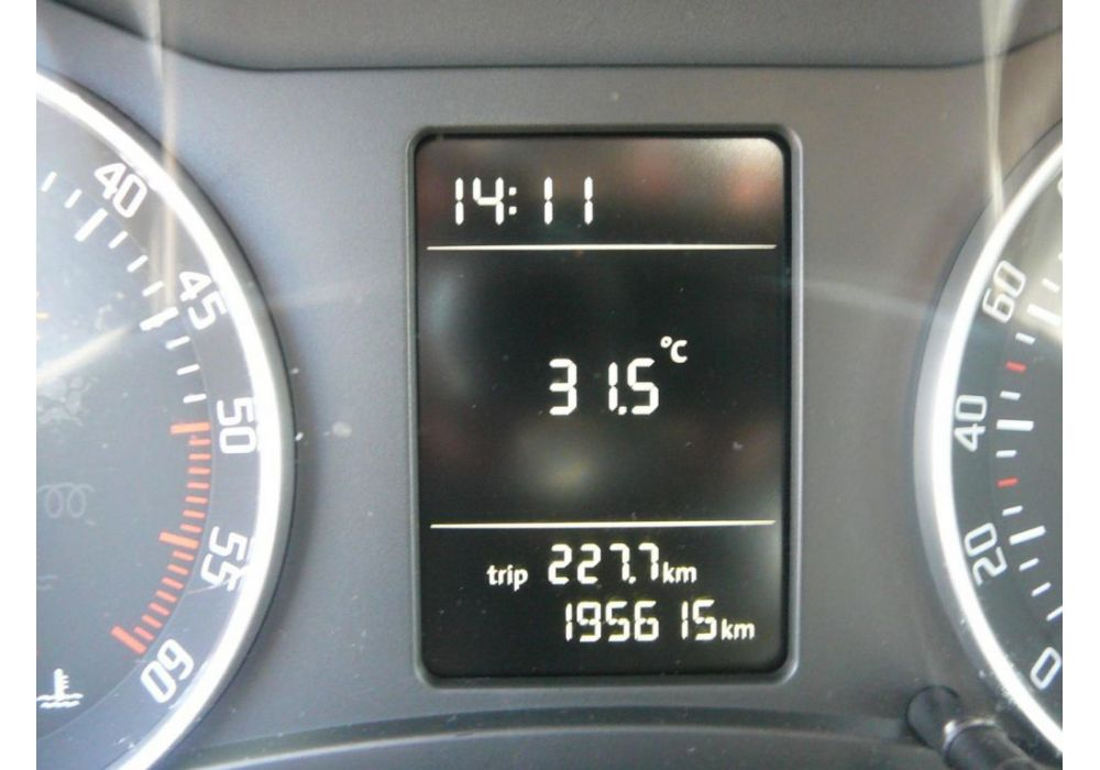 Škoda OCTAVIA COMBI 1.6 TDI CR DPF Active Combi