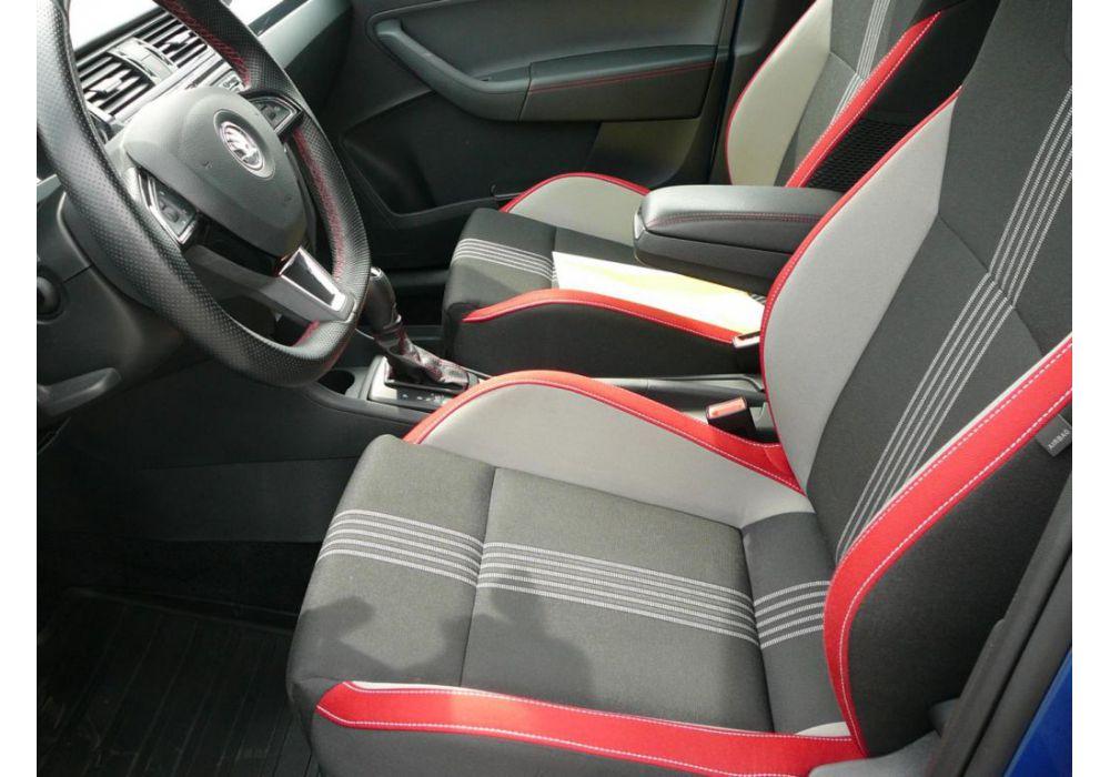 Škoda Rapid 1.4 TSI 92kW Monte Carlo Spaceback