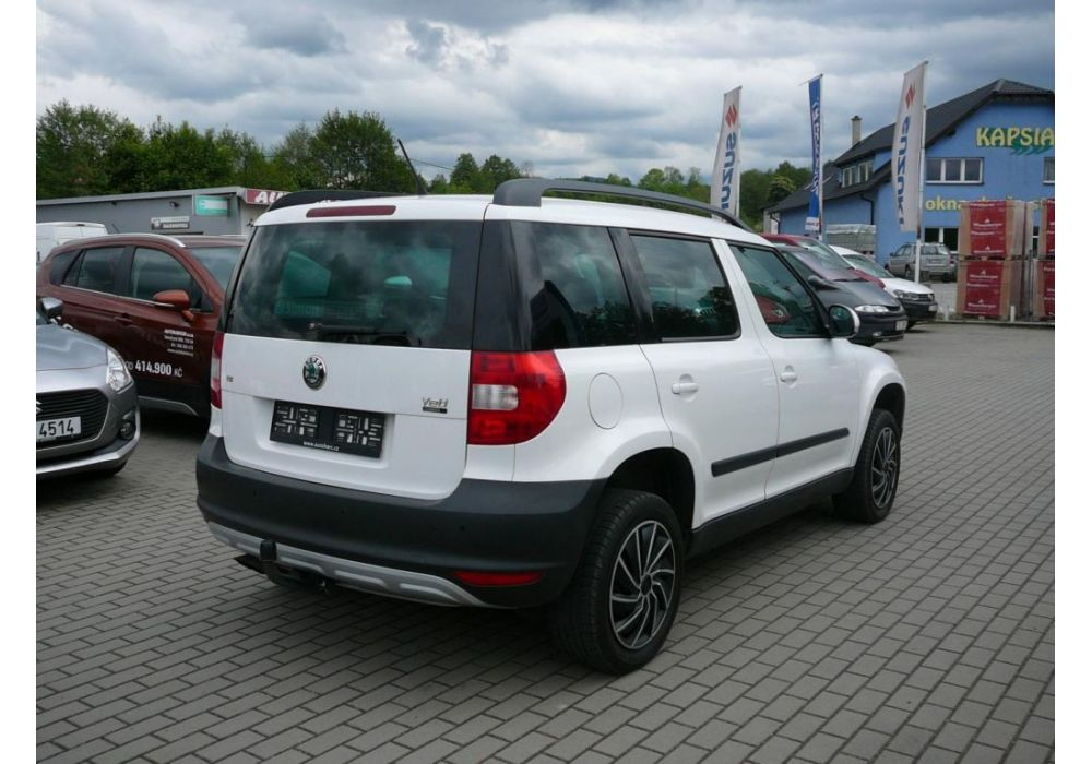 Škoda Yeti 2.0 TDI 81 kW Fresh I