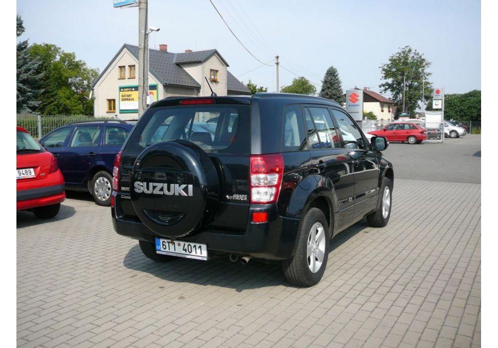 Suzuki Grand Vitara 2.0. i  4x4