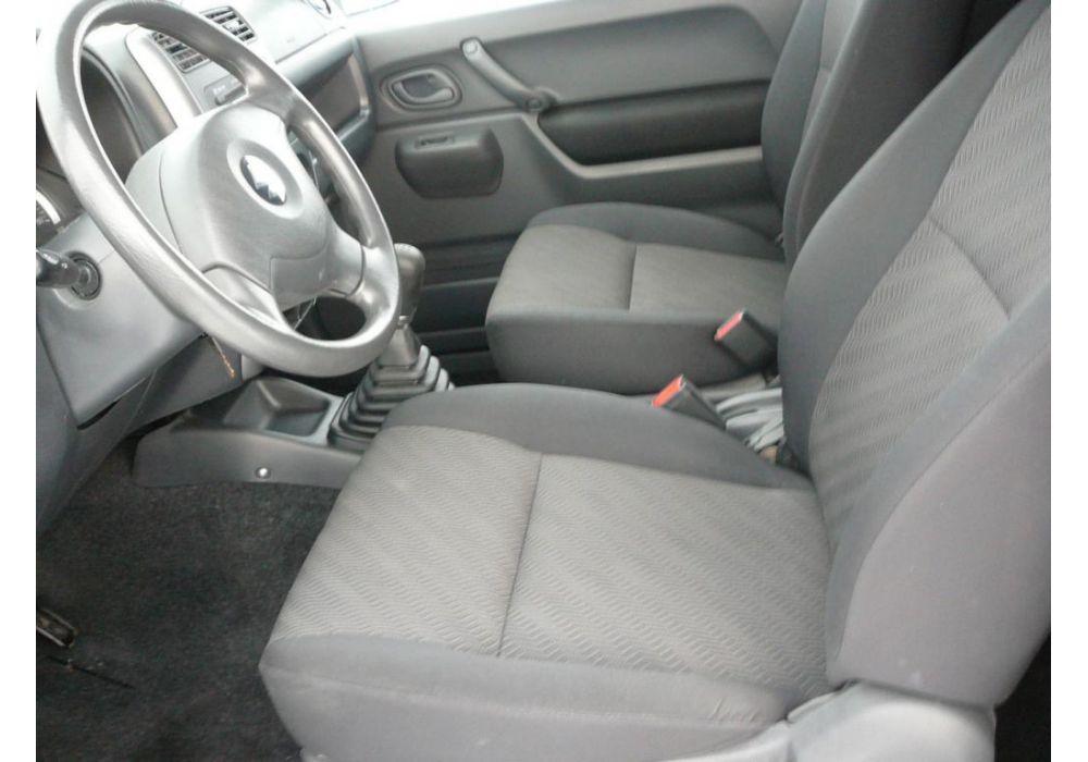 Suzuki Jimny 1,3 , 4x4  Klíma
