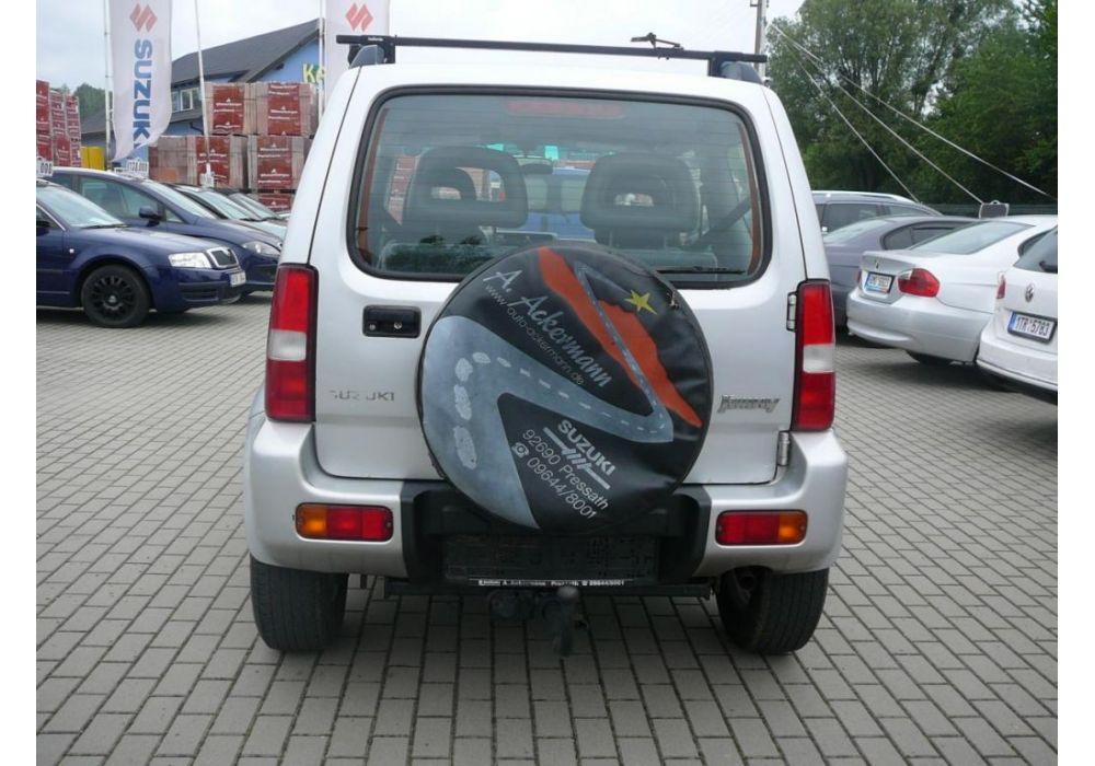 Suzuki Jimny 1.3 VX 4x4