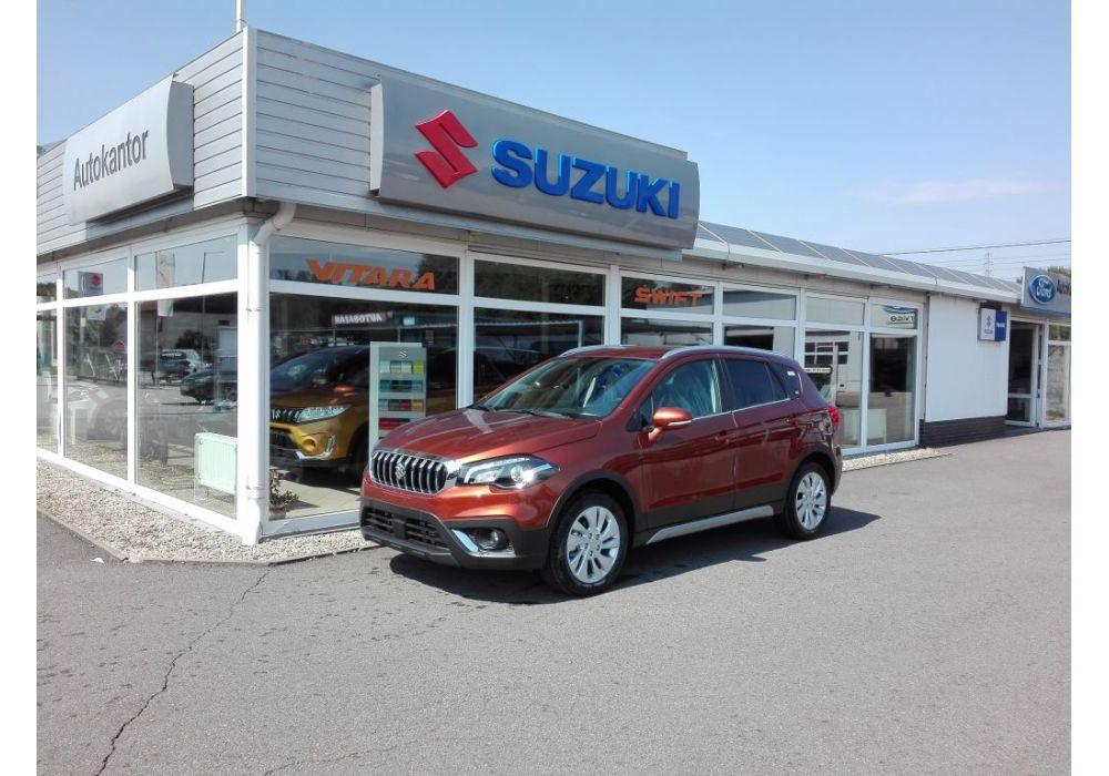 Suzuki S-Cross 1,4 BoosterJet Premium Allgrip