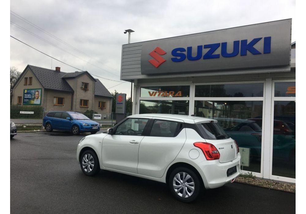 Suzuki Swift 1,2 COMFORT HYBRID MY20