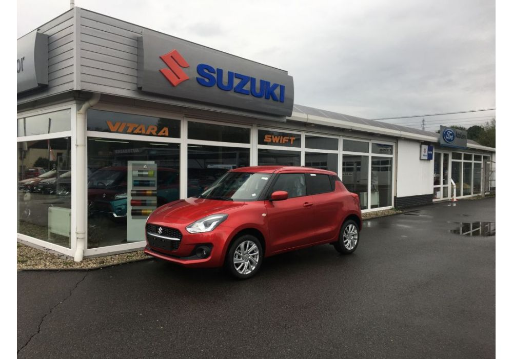 Suzuki Swift 1,2 PREMIUM ALLGRIP HYBRID