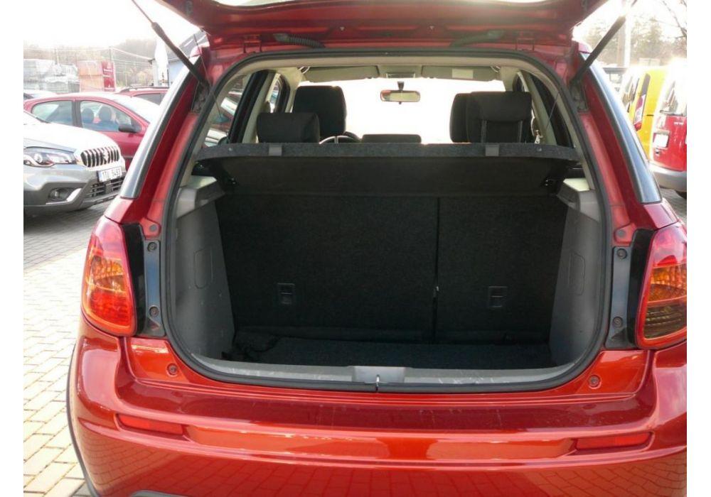 Suzuki SX4 1.6 i 4x4